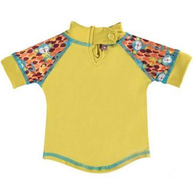 Close - Koszulka do pływania UPF50+ Małpki (Ticky and Bert) M 12-18 miesięcy