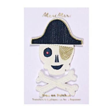 Meri Meri - Zestaw Naprasowanek Pirat