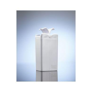 Drink In The Box - Pojemnik Na Przekąski White 335ml