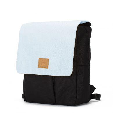 My Bag's - Plecak Reflap dla Mam Eco Black/Blue