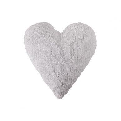 Lorena Canals - Poduszka do Prania w Pralce Heart Blanco