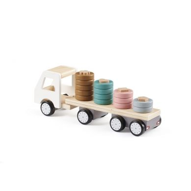 Kids Concept - Aiden Ciężarówka z Klockami 12m+