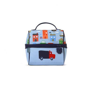 Penny Scallan - Lunchbox z Zamkiem na Środku Samochody