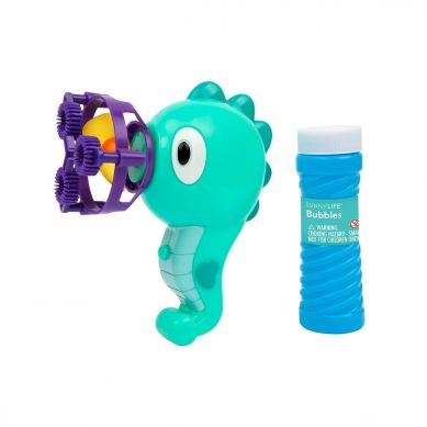 Sunnylife - Zabawka do Baniek Mydlanych Seahorse