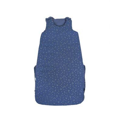 Muzpony - Śpiworek Niemowlęcy Blink Blue Jesienno-Zimowy 80cm