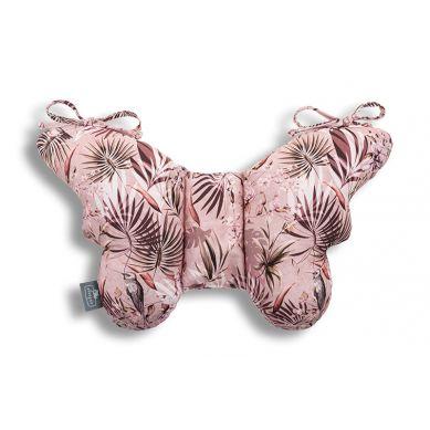 Sleepee - Poduszka Antywstrząsowa Motylek Jungle Powder Pink