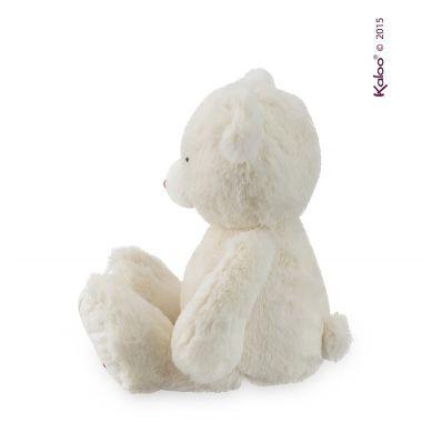 Kaloo - Przytulanka Kolekcja Rouge Miś Kość Słoniowa 31 cm