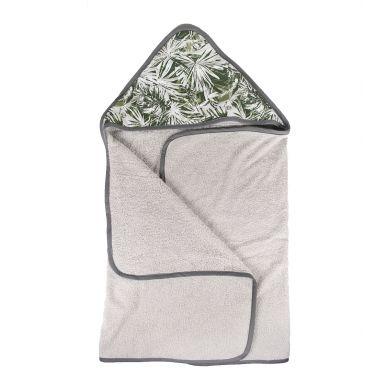Muzpony - Duży Ręcznik Kąpielowy z Kapturem Havana 140x70cm