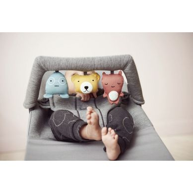 BabyBjorn - Zabawka do Leżaczka Soft Friends