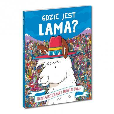 Kapitan Nauka - Gdzie jest Lama? 5+