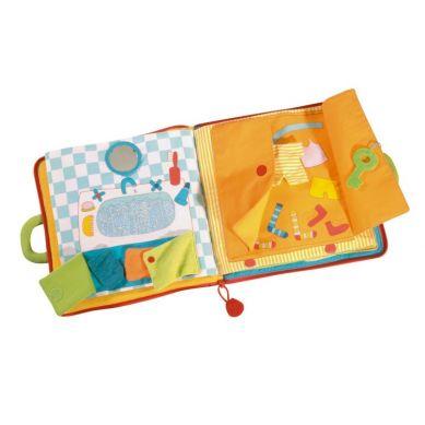 Lilliputiens - Książka Edukacyjna Dzień Dobry Mały Króliczku