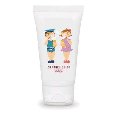 Bubble&CO - Organiczny Płyn do Mycia Ciała i Włosów dla Dzieci 50 ml