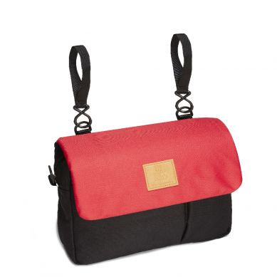 My Bag's - Organizer do Wózka Eco Black/Red