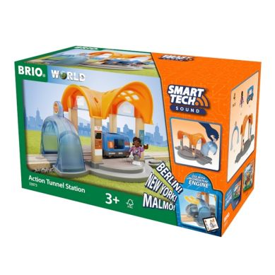 BRIO - World Smart Tech Stacja Kolejowa