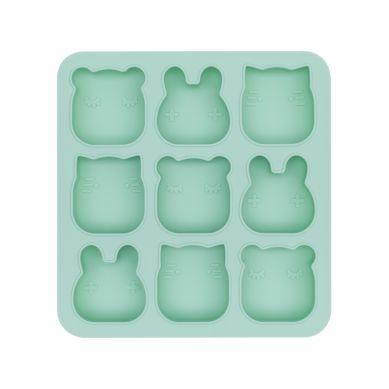 We Might Be Tiny - Silikonowe Foremki Do Zamrażania i Pieczenia Minty Green