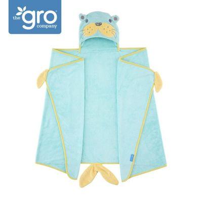 Gro Company - Ręcznik Grotowel Sam the Sea Lion 6-48 miesięcy
