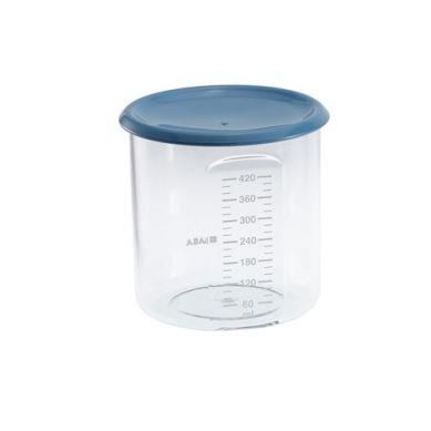 Beaba - Słoiczek z Hermetycznym Zamknięciem 420 ml Blue