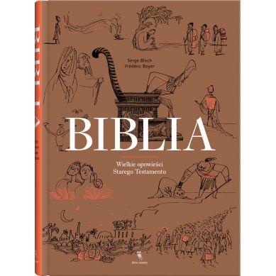 Wydawnictwo Dwie Siostry - Biblia w Oprawie Twardej