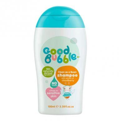 Good Bubble - Organiczny Szampon Wegański dla Noworodka i Niemowlaka Cloudberry 100 ml