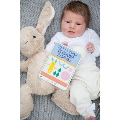 Milestone - Karty do Zdjeć Ciąża i Pierwsze Tygodnie Życia Malucha