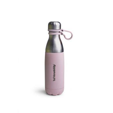 Herobility - Butelka Termiczna HeroGo 500ml Różowa