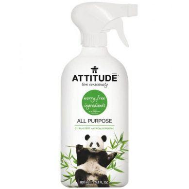Attitude - Płyn do Czyszczenia Twardych Powierzchni Uniwersalny 800ml
