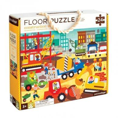 Petit Collage - Puzzle Podłogowe Konstruktor