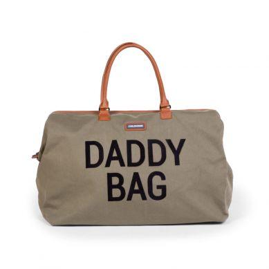 Childhome - Torba Podróżna Daddy Bag Kanwas Khaki