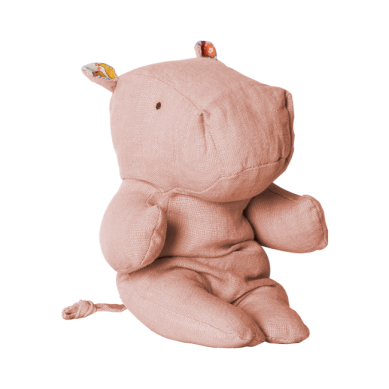 Maileg - Przytulanka Safari Friends Little Hippo Rose
