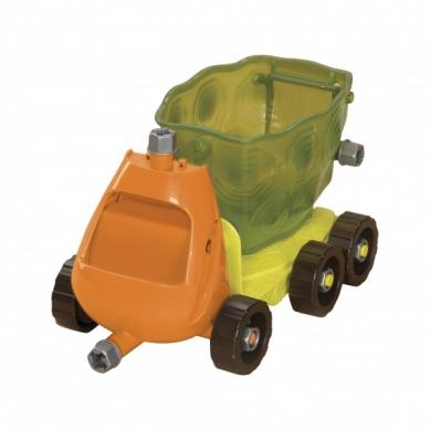 B. Toys - Zestaw z Wiertarką do Samodzielnego Montażu Dump Truck