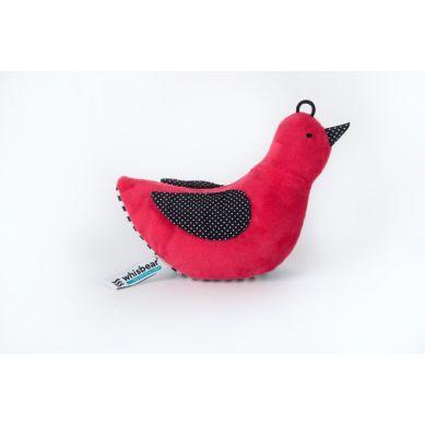 Whisbear - Szumiący Ptaszek Czerwony