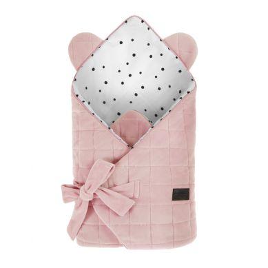 Sleepee - Rożek Niemowlęcy Royal Baby Pink
