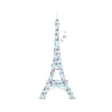 Dekornik - Naklejki Ścienne Wieża Eiffla 1 100x236