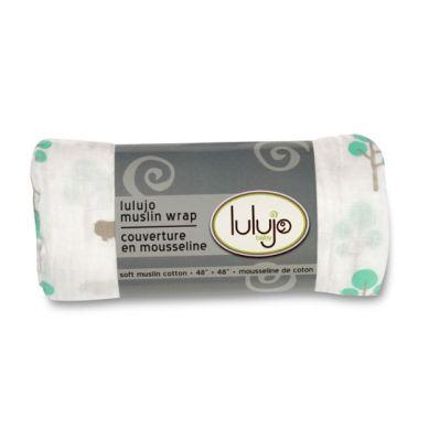 Lulujo - Kocyk Muślinowy Hipopotam