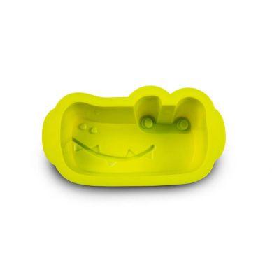 Lilliputiens - Silikonowa Forma Do Pieczenia Mały Kucharz Krokodyl Anatol 4+