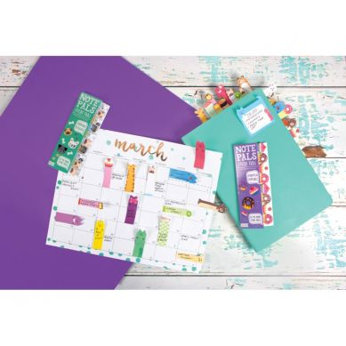 Ooly - Karteczki Samoprzylepne Syrenki 120szt 3+