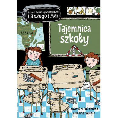 Wydawnictwo Zakamarki Tajemnica Szkoły