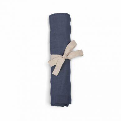 Filibabba - Pieluszka Muślinowa Muddly Blue 65x65cm