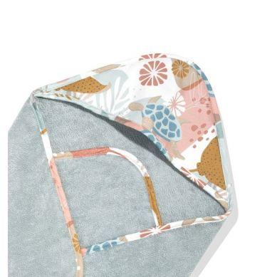 ColorStories - Ręcznik Bawełniany z Kapturem Reef Grey 72x72cm