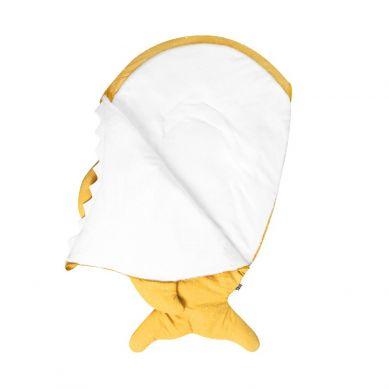 Baby Bites - Śpiworek Letni Constellations 1-18m Yellow