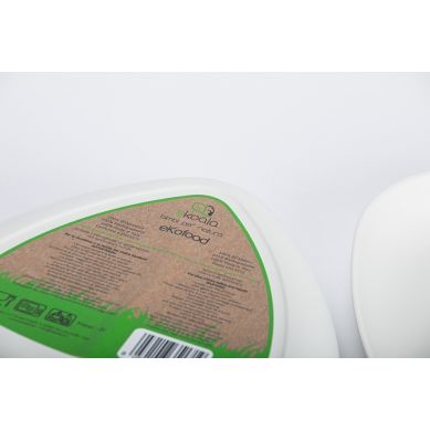 eKoala - Miska White BIOplastik