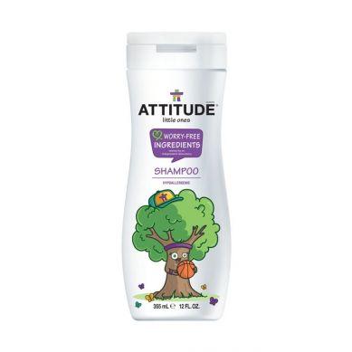 Attitude - 2 w 1 Szampon dla Dzieci z Odżywką Musująca Zabawa 355 ml
