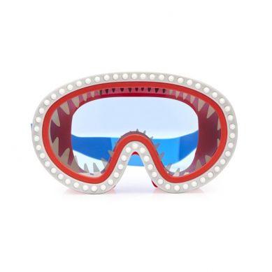 Bling2O - Maska do Pływania Rekin Błękitne Szkło 6+