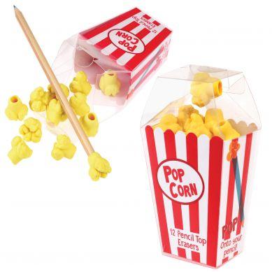 Rex - Zestaw Gumek do Ścierania Popcorn
