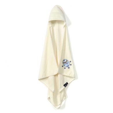 La Millou - Ręcznik Bambusowy Newborn Cream Barber Sailor