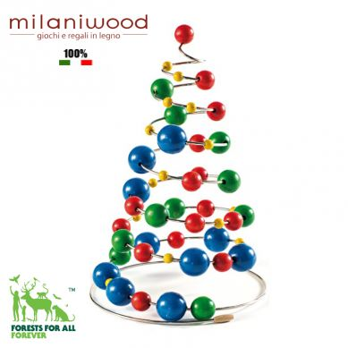 Milaniwood - Nawlekanka Multicolour Tree
