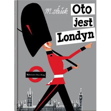 Wydawnictwo Dwie Siostry - Oto Jest Londyn
