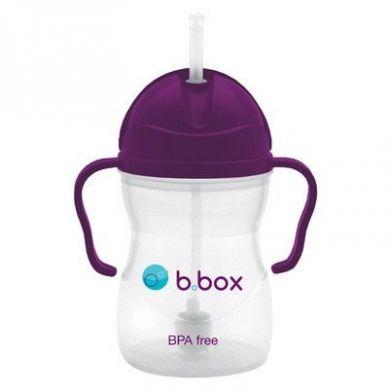 B.Box - Innowacyjny Kubek Niekapek Fiolet