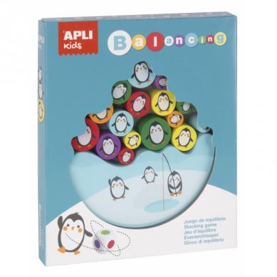 Apli Kids - Gra Zręcznościowa Balansujące Pingwiny 4+