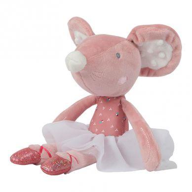 Tiamo - Przytulanka Myszka Baletnica Rose